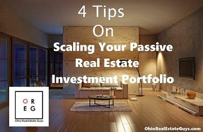 Scaling Your Passive Real Estate Investment Portfolio